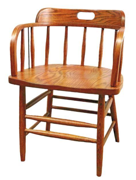 caboose chair ohio hardwood furniture