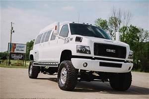 2005 Gmc C5500 Custom 6 Door Ultimate 4x4 Low Mile Truck
