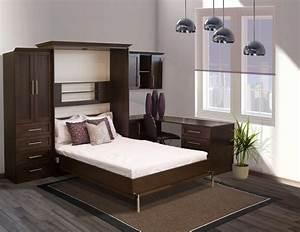 Lit Double Escamotable Ikea : lit mural escamotable lb508 109 boutique tendance ~ Melissatoandfro.com Idées de Décoration