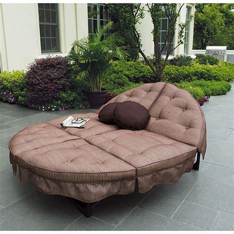 mainstays sand dune orbit lounger patio furniture