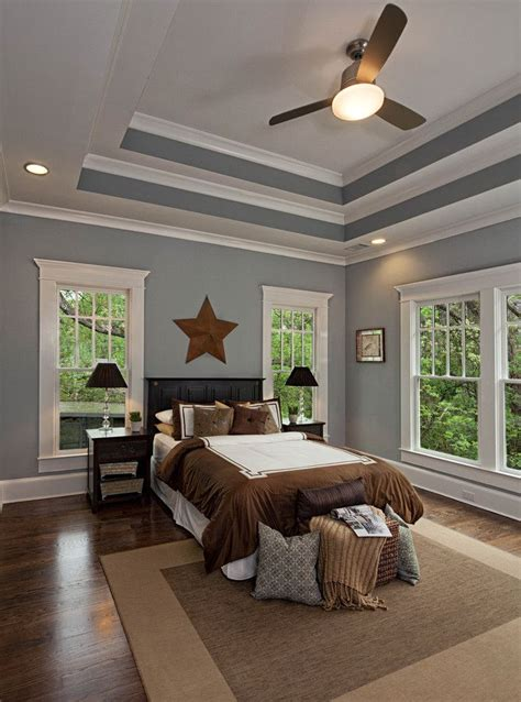 Painting A Tray Ceiling Photos - 25 best ideas about painted tray ceilings on