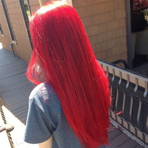 Now This Is Red Bright Hair Colors Red Hair Color