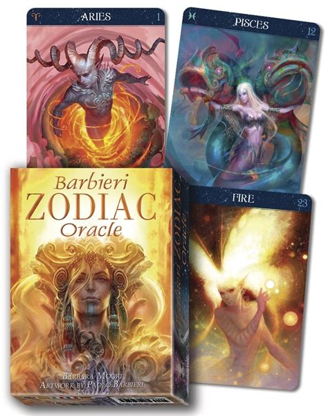 Check spelling or type a new query. Llewellyn Worldwide - Barbieri Zodiac Oracle: Product Summary