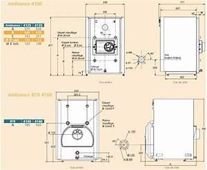 Chaudiere Au Fioul : chaudi re sol au fioul atlantic ambiance 4125 ~ Edinachiropracticcenter.com Idées de Décoration