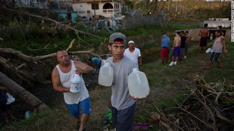 Puerto Rico Largely Ignored By The Media In The Wake Of