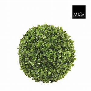 Boule De Buis : boule de buis 40cm jardinerie marius ferrat ~ Melissatoandfro.com Idées de Décoration