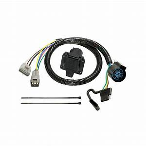 Replacement O E M  Tow Package Wiring Harness For Lexus Gx