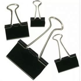 aprieta papeles sdi n 225 25mm binder clip caja x 12 und