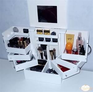 Boite Rangement Maquillage Ikea : mes rangements makeup muji hema asos anna sui amazon ~ Dailycaller-alerts.com Idées de Décoration