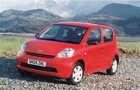 Review Daihatsu Sirion by Daihatsu Sirion Hatchback Review 2005 2010 Parkers