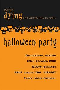 Halloween Invitation Cards  U2013 Festival Collections