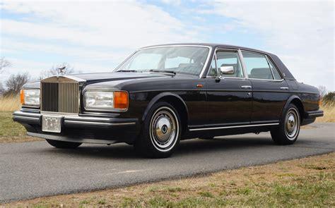 1990 Rolls Royce Silver Spur Ii For Sale On
