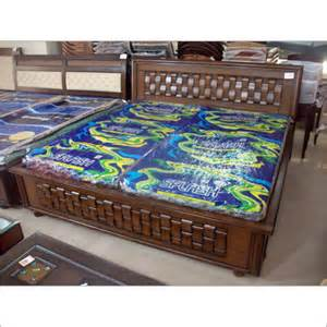 King Size Bedroom Furniture Sets by Wooden Double Bed