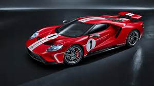 2018 Ford GT 67 Heritage Edition 4K 4 Wallpaper HD Car