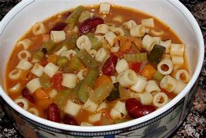 Kids Cook! Everything-But-the-Kitchen-Sink Minestrone Soup