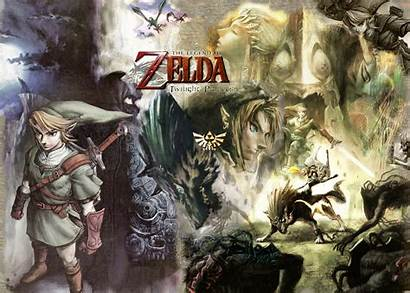 Twilight Princess Zelda Legend Wallpapers Fanpop