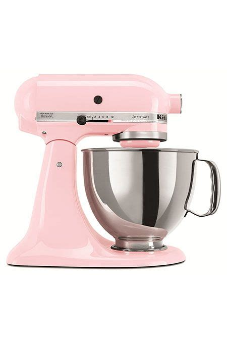mixer kitchenaid kitchen mixers stand pink electric baking mixing millennial tools rated cooking appliances bowl yellow countertop plus electic maker