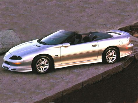 small engine maintenance and repair 1997 chevrolet camaro electronic toll collection 1997 chevrolet camaro overview cars com