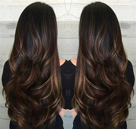 Hair Color Images With Names by 35 Hairstyles With Layers Hairstyles 2016 2017