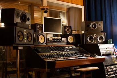 Studio Recording Sauna
