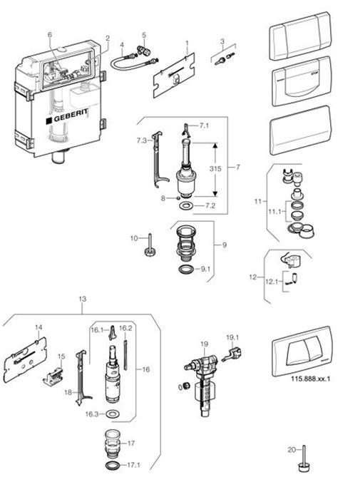 toilette wasser läuft geberit unterputz sp 252 lkasten wassermenge einstellen geberit reisser toilettensp lung reparieren