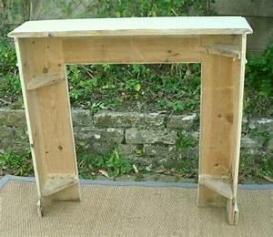 Cheminee Exterieur Bois : belle fa ade de chemin e ancienne en bois pour une ~ Premium-room.com Idées de Décoration