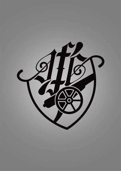 arsenal fc logo rethink tattoo  behance
