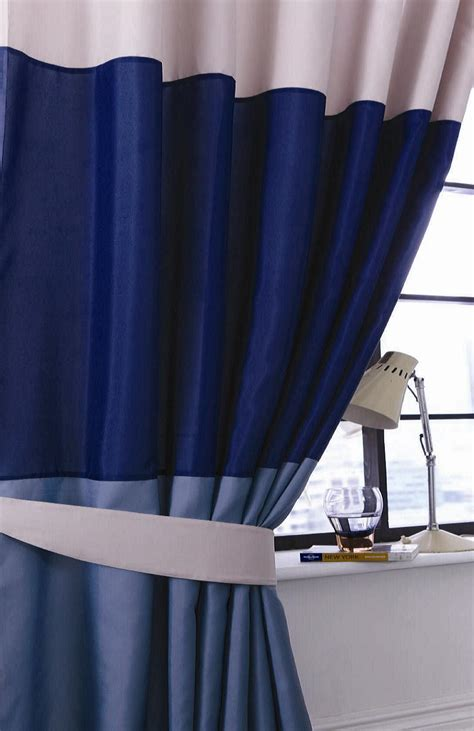 Navy And White Striped Curtains Uk by Blue Beige White Striped Boys Bedding Bed Linen Or