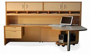 Home office l shaped computer desk home office modular for Home office desk systems