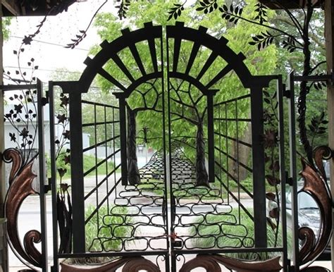 17 best images about garden gates on front