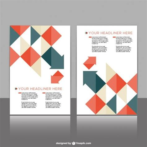 Brochure Vector Mock Up Template Millions Vectors 104 Best Images About Brochure Mock Ups On