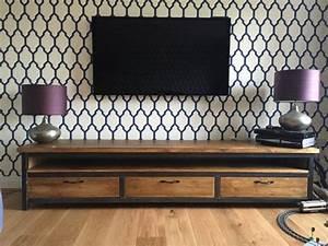 Vintage Industrial Möbel : vintage industrial contemporary style sideboard tv von breuhaus industrial m bel pinterest ~ Sanjose-hotels-ca.com Haus und Dekorationen