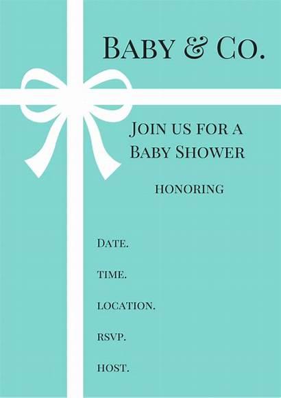 Tiffany Shower Invitations Inspired Invite Invites Please