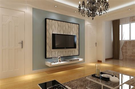 Wohnzimmer Ideen Tv Wand by Tv Wall Decoration For Living Room Roy Home Design