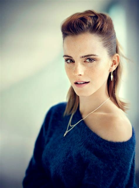 Emma Watson Teen Vogue Photoshoot 2013 [hq]  Dura Lex