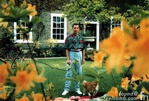 The Last Photos of Freddie Mercury Alive