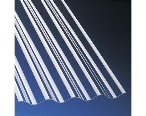 Acryl Wellplatte Sinus 7618 Klar 3000x1045x3mm Bei