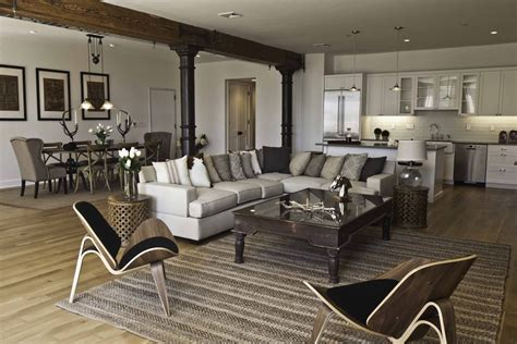 delightful living room dining room layout delightful iron wall clock decorating ideas images in