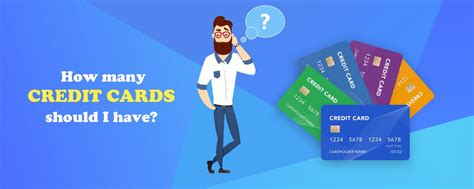 How many numbers does a credit card have. How many credit cards should I have? Is there a perfect number?