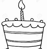 Coloring Chandelier Cupcake Candle Birthday Pages Getcolorings Printable Getdrawings sketch template