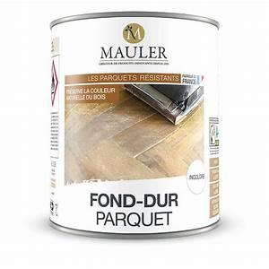 Fond dur special parquet sans odeur mauler for Fond dur parquet