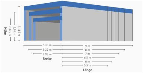 Fertiggarage Modelle Und Gestaltungsmoeglichkeiten by Fertiggaragen Ma 223 E 187 Beratung Angebote K 228 Uferportal
