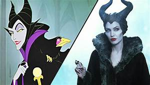 How Disney's Live Action Remakes Compare to the Animated ...  Animated
