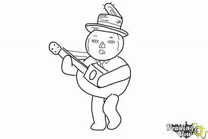 Wall Garden Draw John Crops Coloring Drawingnow