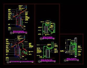 Detalle Isometrica Del Calentador De Agua Electrico  200
