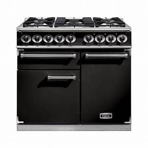 Range Cooker Falcon : 1000 deluxe dual fuel range cooker f1000dxdfbl cm black ~ Michelbontemps.com Haus und Dekorationen