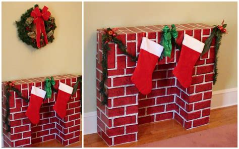 diy christmas chimney decorations wwwindiepediaorg