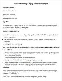 51 resume templates free sle exle format