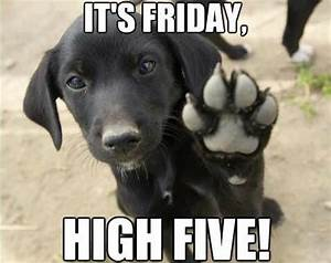 Its Friday, High Five Pictures, Photos, and Images for ...