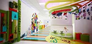 child care center interior design